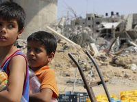 İsrail 37 Çocuğu  Şehid Etti