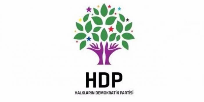 HDP'den Dokuz Maddelik Çözüm Deklarasyonu