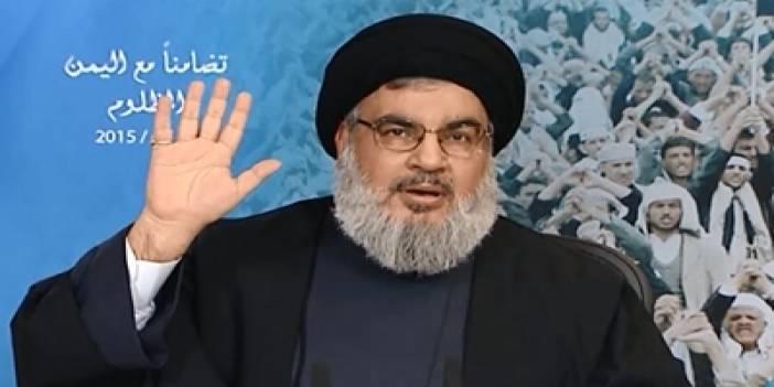 Nsrallah: IŞİD'i ABD Yarattı