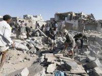 AF Örgütü: Suud Misket Bombaları Kullanıyor