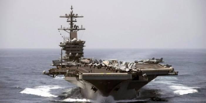 İran Aden Körfezi'ne Savaş Gemisi Gönderdi