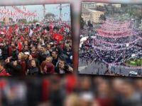 CHP'nin Kayseri mitinginde sayı hüsranı!