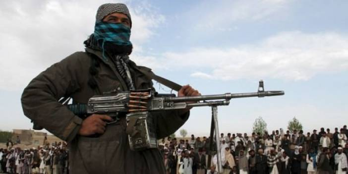 Taliban 2018 Eylem Raporu