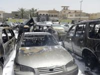 DEAŞ'tan Haşdi Şabi Karargahına Saldırı