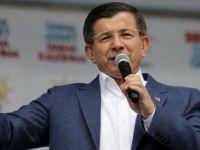 Davutoğlu'ndan Partisine Uyarı