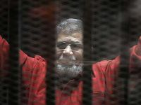 Darbecilerin Esir Tuttuğu Mursi'nin Son Fotoğrafı