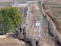 Suriye ve Irak Sınırına 330 km'lik Beton Duvar