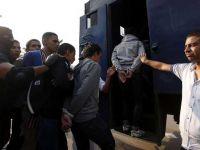 Mısır'da 3 kişiye idam Cezası Verildi