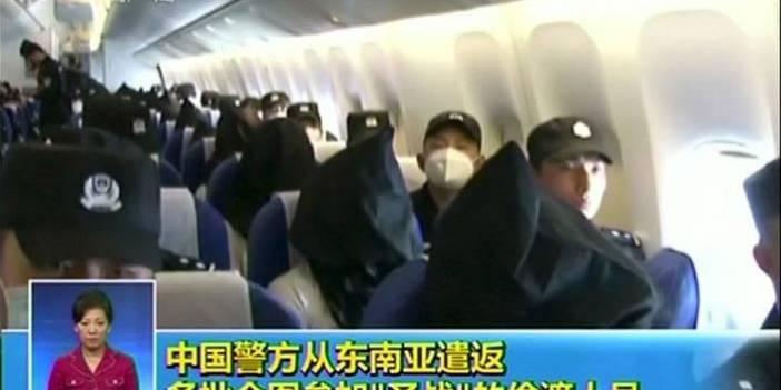 Uygur Türklerine Çin Zulmü Sürüyor !