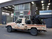 Libya'da Eski İçişleri Bakanı'na Bombalı Saldırı