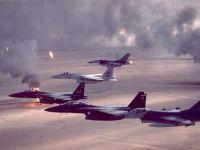Mısır Uçakları Libya'yı  Vurdu