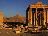 Suriye Ordusu, Palmira Kalesi'ni Ele Geçirdi