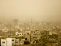 Katil İsrail Gazze'yi Vurdu