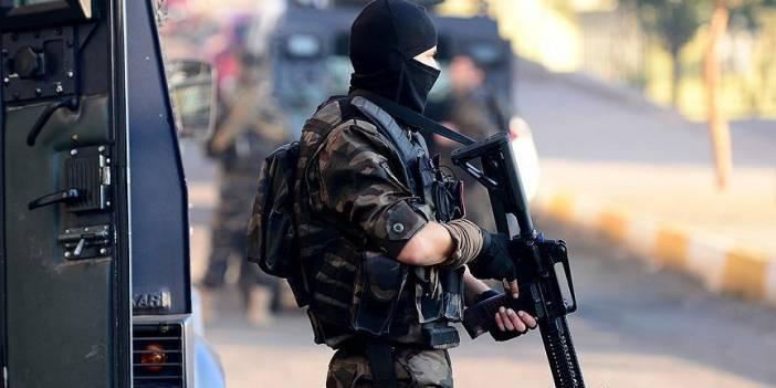 Kayseri'de IŞİD Operasyonu