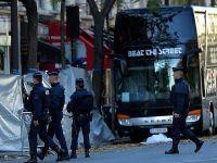 Fransa'da Polis Şiddeti:  5 Kisi Kör Oldu