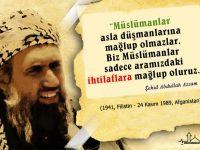 Şehid Abdullah Azzam