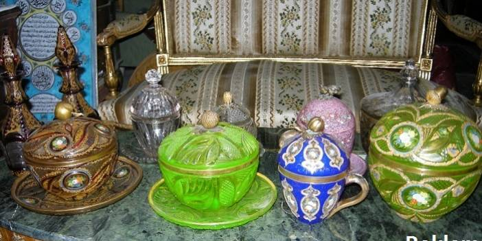 Antika Eşyalarınızı Değerlendirin