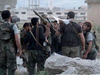 Suriye'de Muhalifler Birbirine Girdi