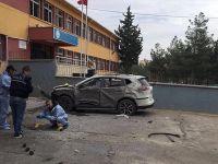 Kilis'e iki Roket Daha Atıldı