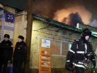 Moskova'da Kundaklama: 12 Müslüman Yanarak Şehid Oldu