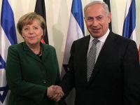 Merkel'den Netanyahu'ya Ret