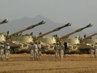 Suudi Arabistan ve Sudan'dan Ortak Tatbikat