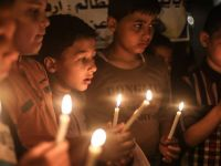 Gazze'deki  Elektirik Kesintisi  Kısmi Olarak Çözüldü