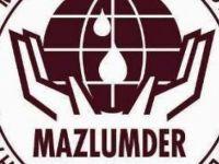 Mazlumder Adana Şubesi'nden 'Furkan Vakfı' Açıklaması