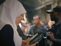 Mescid-i Aksa'da Öğretmenlik Yapan Kadın Gözaltına Alındı