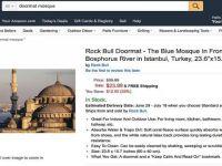 Amazon, Müslümanların Değerlerini 'Paspas' Etti