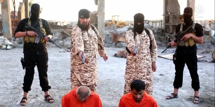 IŞİD Vahşeti