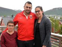 22 Saat Oruç Tutan Norveç'te Yaşayan Konyalı Aile
