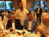 Sedat Peker Yeni Akit Gazetesinin İftarında