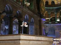 Ayasofya'da Tarihi Anlar