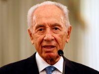 Mahmud Abbas :  Peres  Barış için Büyük bir Kayıp