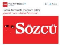 Sözcü'nün Sahibi Burak Akbay'a Yakalama Kararı