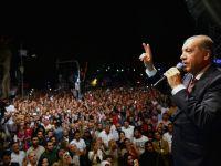Erdoğan Rest Çekti