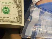 1 Dolarlık Banknot Bulundu