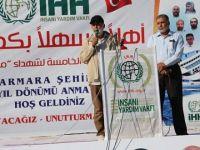 İHH Gazze Sorumlusu : Vicdanınız Rahatmı