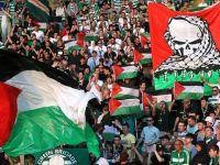İsrail Polisinin Filistin Bayrağı Korkusu