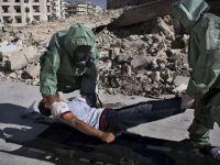 Suriye: Guta'daki Kimyasal Saldırı Fransa'nın işi
