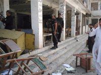 Pakistan'da Mahkeme Binasına İntihar Saldırısı