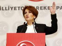Meral Akşener'e Gözaltı Şoku