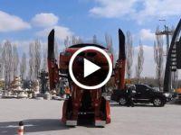 Yerli  Gerçek Transformer ile Tanışın ! (VİDEO)