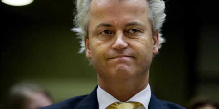 İslam Düşamanı  Wilders  Anketlerde Önde
