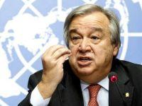 BM Genel Sekreteri Guterres Siyonist İsrail'in Kadim Dostu