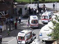 Gaziantep'te Canlı Bomba Kendini Patlattı