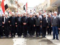 Siyonistler Suriye'yi İşgal Etmeye Hazırlanıyor !
