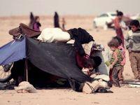 Musul Çevresindeki Bölgelerden  Halk Göç Etti