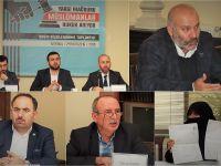 Yargı Mağduru Müslümanlar Hukuk Arıyor Toplantısı Gerçekleşti